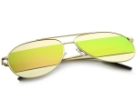 عینک رفلکس دو رنگAviator
